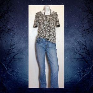 👖J. Crew Stretch Matchstick Jeans